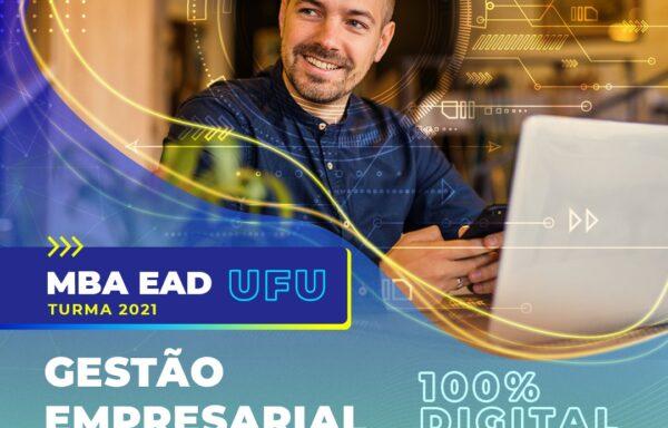 MBA UFU – Gestão Empresarial Online